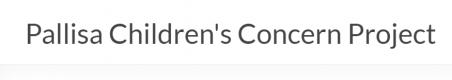 Pallisa Children's Concern Project logo